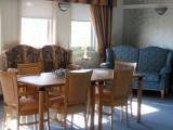 GLAICA House Dining Area