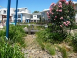 GLAICA House Courtyard